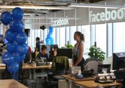 大开眼界 游览Facebook香港办公室