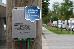 Lantiq全新300MbpsVDSL2光纤到分配点解决方案